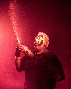 Violent J of Insane Clown Posse performs live in concert at the PressRoom in Phoenix, AZ on October 20, 2015.