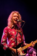 Peter Stroud performs with Sheryl Crow live in concert at the Arizona State Fair on October 22, 2015.