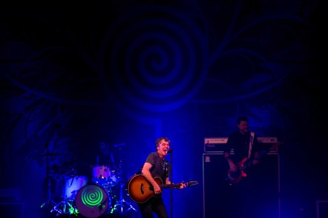 Collective Soul performs live in concert in Tempe, AZ on November 16, 2015.