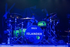 Islander performed live in concert at the Marquee Theater in Tempe, AZ on October 22, 2015.