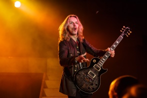 Styx performs live in concert at Talking Stick Resort on January 17, 2016.