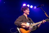 Vance Joy performs at the Marquee Theatre in Tempe, AZ on March 1, 2013.