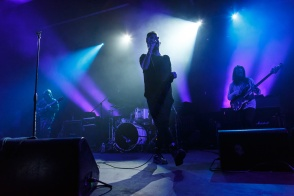 Glassjaw performs at the Marquee Theatre on March 21, 2016