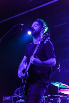 I The Mighty performs at the Marquee Theatre on March 21, 2016