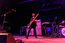 Silver Snake performs at the Marquee Theatre on March 21, 2016