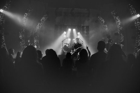 Goo Goo Dolls perform at Comerica Theatre in Phoenix, AZ on July 19, 2016.