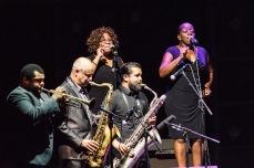 The Horns & Singers