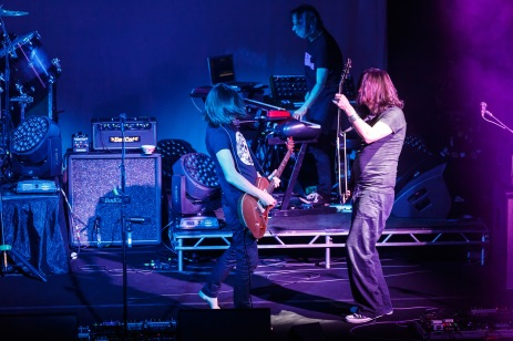 Steven Wilson and Dave Kilminster