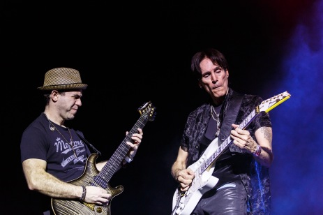 Dave Weiner & Steve Vai