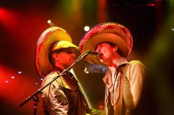Nick Scropos & Roger Clyne