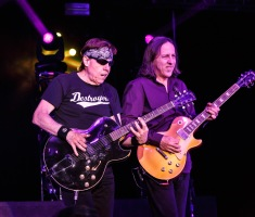 George Thorogood and Jim Suhler