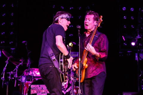 George Thorogood and Bill Blough